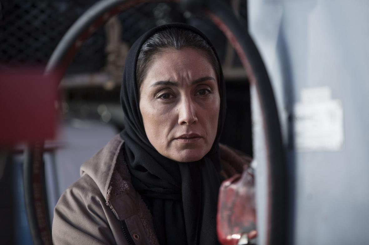 هدیه تهرانی جایزه بهترین بازیگر زن جشنواره تورنتو را گرفت