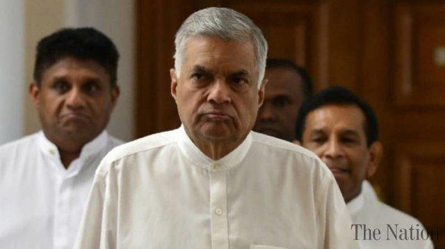 نخست وزیر مخلوع سریلانکا سوگند یاد کرد