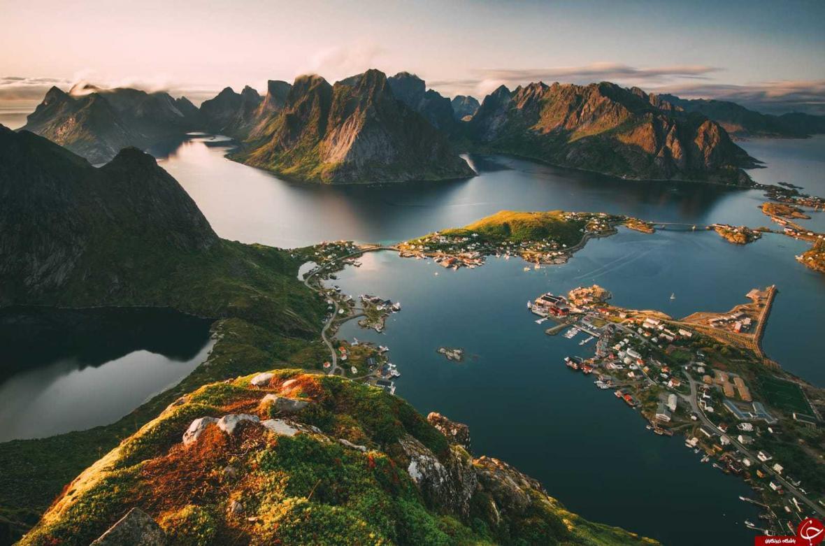 معرفی جاذبه های گردشگری نروژ و بهترین زمان برای سفر به این کشور