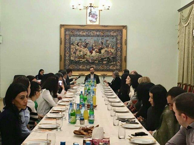 حمایت و دفاع از حقوق اتباع ایرانی در ارمنستان آنالیز شد