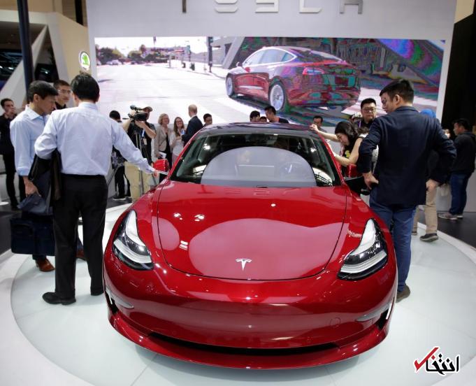 قیمت خودرو تسلا3 در چین برای سومین بار طی 2 ماه اخیرشکست