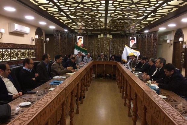 اعضای شورای شهر گرگان در راه چین، خواهرخواندگی گرگان با گوانجو
