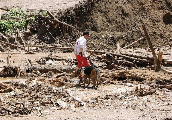 سیل به پنج روستای طارم خسارت وارد کرد