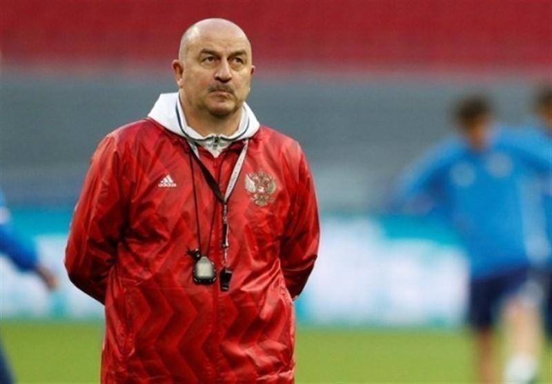 فوتبال دنیا، توصیه عجیب چرچسوف به بازیکنان تیم ملی فوتبال روسیه