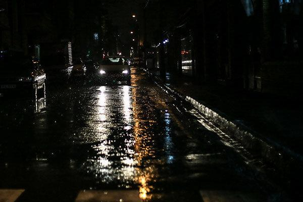 بارندگی در تهران، هوا خنک می گردد