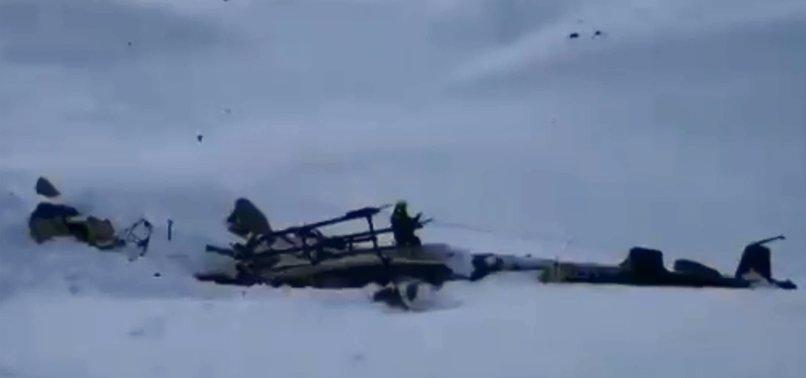 7 کشته و زخمی در سانحه هوایی ایتالیا