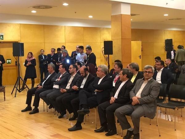 آشنایی با جاذبه های گردشگری ایران و برنده شدن 6 اسپانیایی برای سفر رایگان