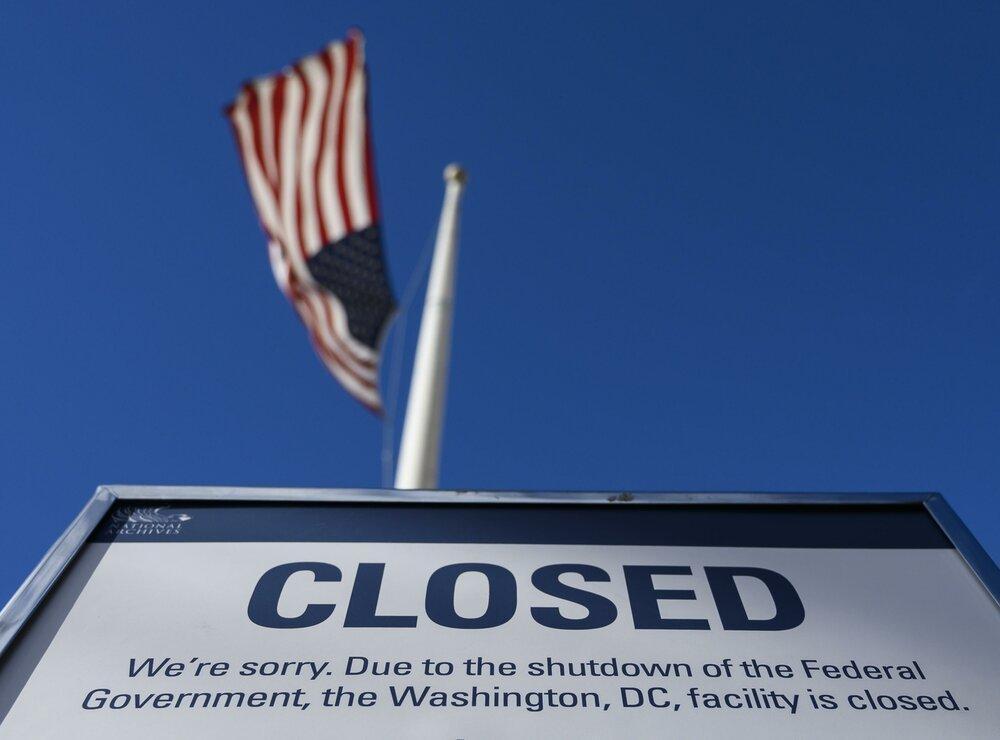 تعطیلی دولت آمریکا و میزان ضرری که به اقتصاد وارد شد
