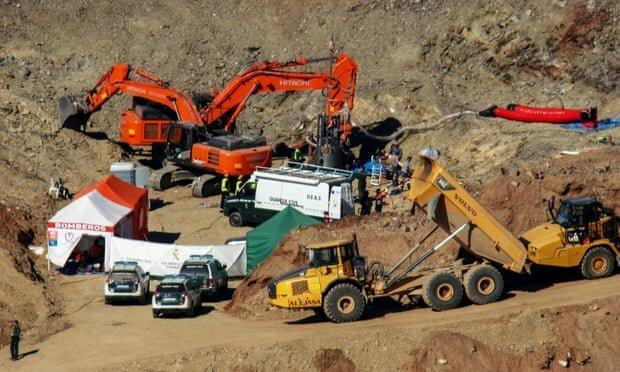 کشف جسد کودک 2 ساله اسپانیایی در چاه