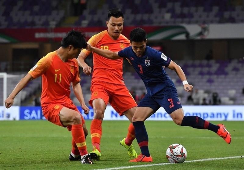 جام ملت های آسیا، کامبک چینی ها مقابل تایلند، شاگردان لیپی در انتظار برنده دیدار ایران - عمان