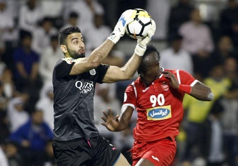 الکواری: همه در قطر منتظر بازی السد با پرسپولیس هستند