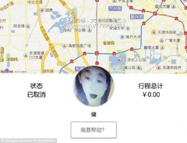 عکس، شگرد عجیب رانندگان تاکسی چینی برای درآمد بیشتر!