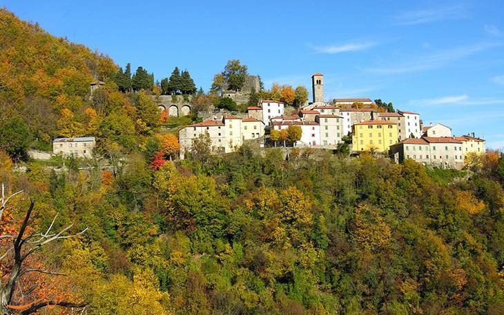 خانه های 1 دلاری در ایتالیا