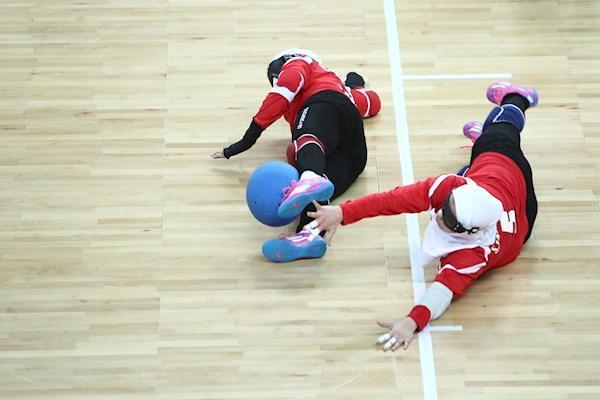 سرمربی گلبال بانوان: با حواس جمع تر به مصاف ژاپن می رویم