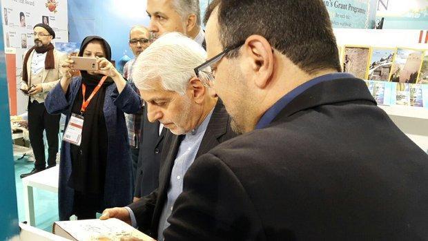 سفیر ایران با مدیر نمایشگاه فرانکفورت دیدار کرد