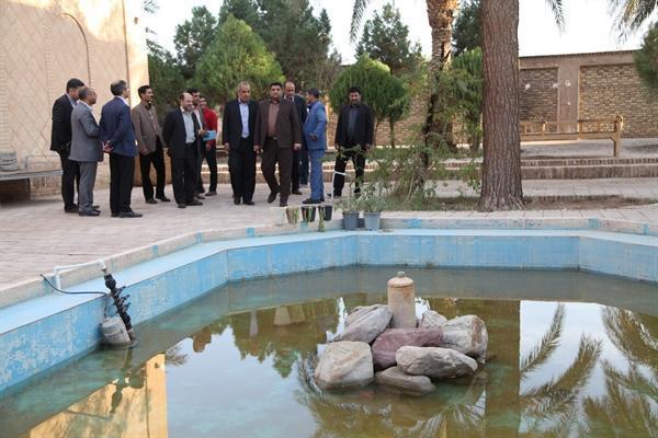 روزانه یک بنای تاریخی در کرمان شناسایی می گردد