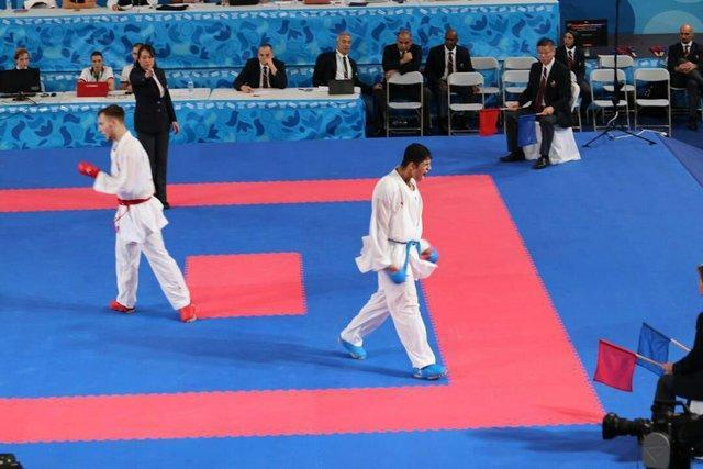 کاراته کا تیم پسران در المپیک جوانان تاریخ ساز شد