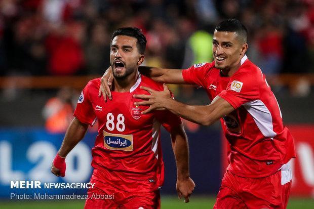 دو بازیکن پرسپولیس در جمع برترین های هفته لیگ قهرمانان آسیا