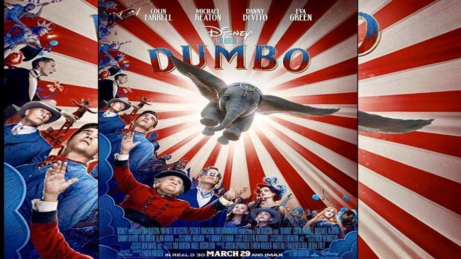 دامبو روی پرده سینماهای آمریکا و چین