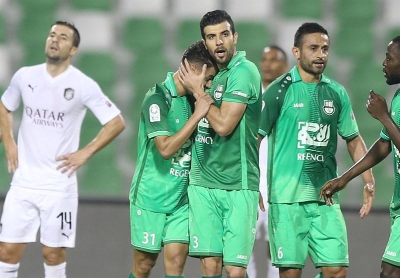 امید ابراهیمی بهترین بازیکن هفته دهم لیگ ستارگان قطر شد