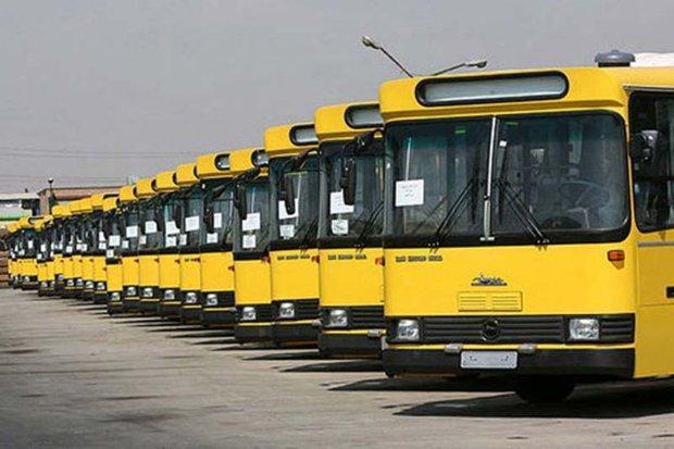 450 دستگاه اتوبوس در ترمینال برکت آماده خدمات رسانی به زائران