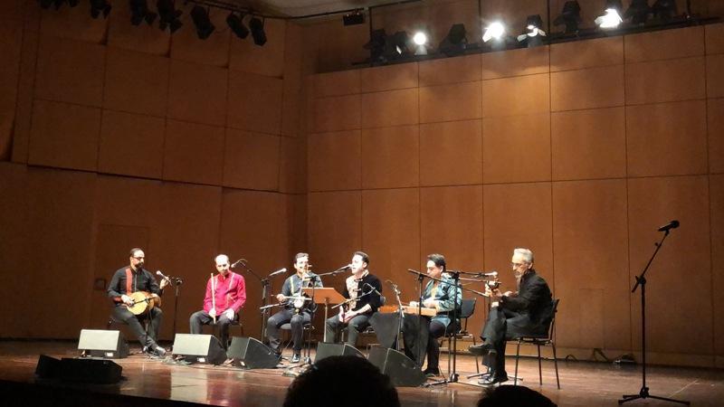 استقبال مردم یونان از موسیقی سنتی ایرانی