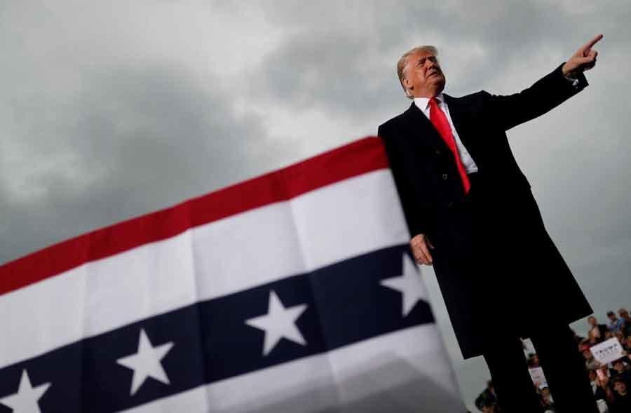 نتایج انتخابات کنگره چه پیامی به ترامپ داد؟