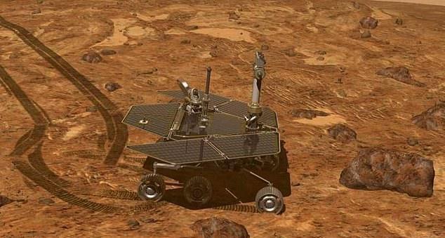 چه بر سر مریخ نورد فرصت آمده است؟