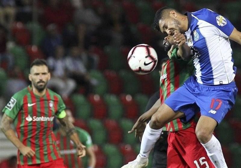 لیگ برتر پرتغال ، پنجمین شکست متوالی ماریتیمو در حضور عابدزاده