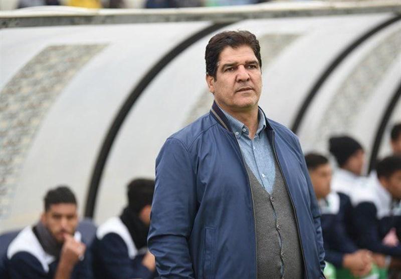 محمدرضا مهاجری: بازیکنانم برای پیروزی مقابل سایپا هم قسم شدند، برای استارت بزرگ در نیم فصل دوم آماده می شویم