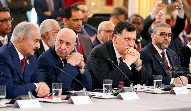 ترکیه از کنفرانس لیبی در پالرمو ناامیدانه خارج شد
