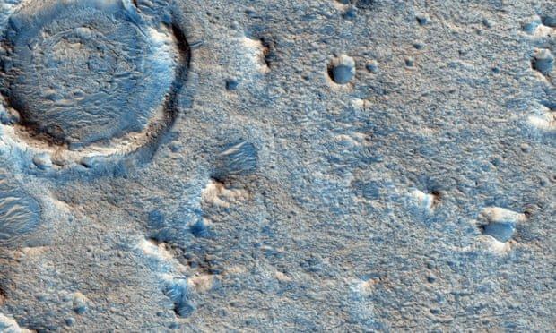 اگزومارس در دشتی در مریخ فرود می آید