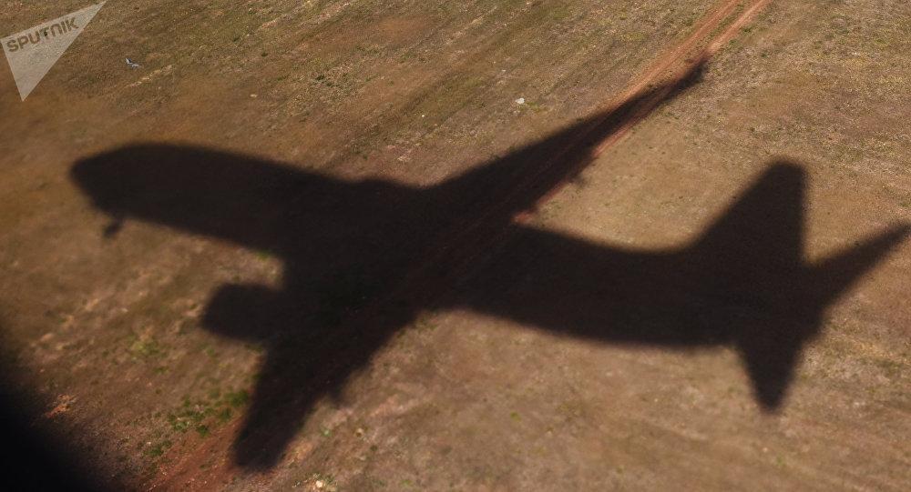 سقوط هواپیما در ترکیه