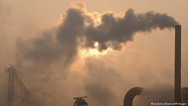 غلظت گازهای گلخانه ای به بالاترین حد خود رسیده است