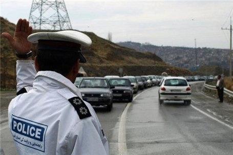 جزییات محدودیت های ترافیکی، 14 جاده مسدودند