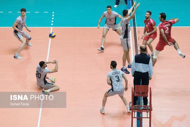 پیکان نوار پیروزی های ورامین را در والیبال قطع کرد، شهرداری ارومیه بالاخره برد