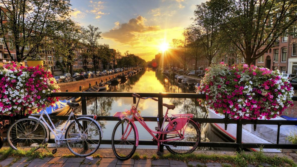 ارزانترین تور هلند تابستان 98، آمستردام 4 شب