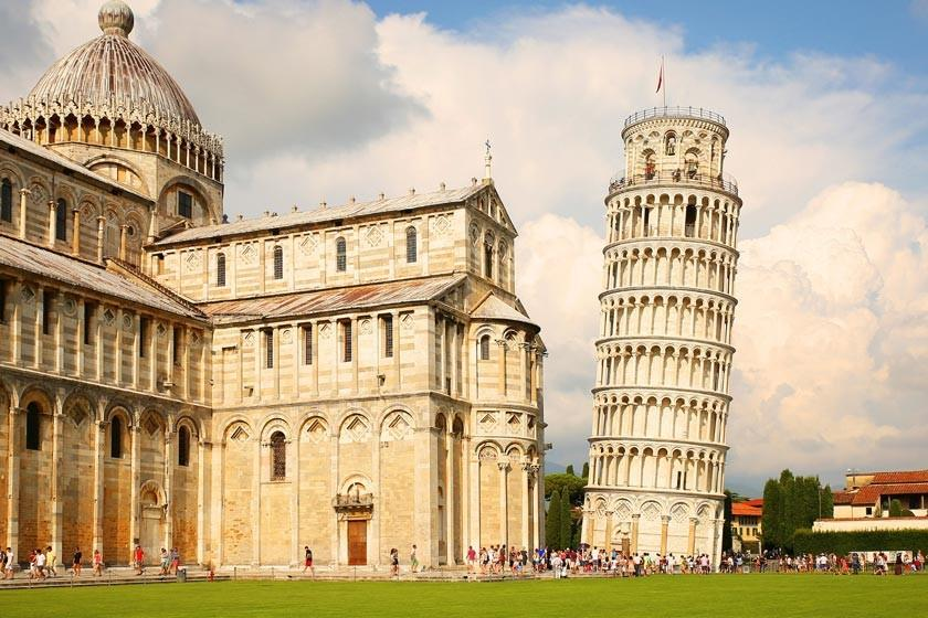 تور ایتالیا 8 روز (تور رم 3 شب + تور فلورانس 2شب + تور ونیز 2 شب)