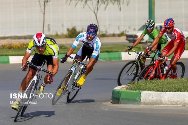 دوچرخه سواری جاده ایران با دو تیم در تورهای آسیایی