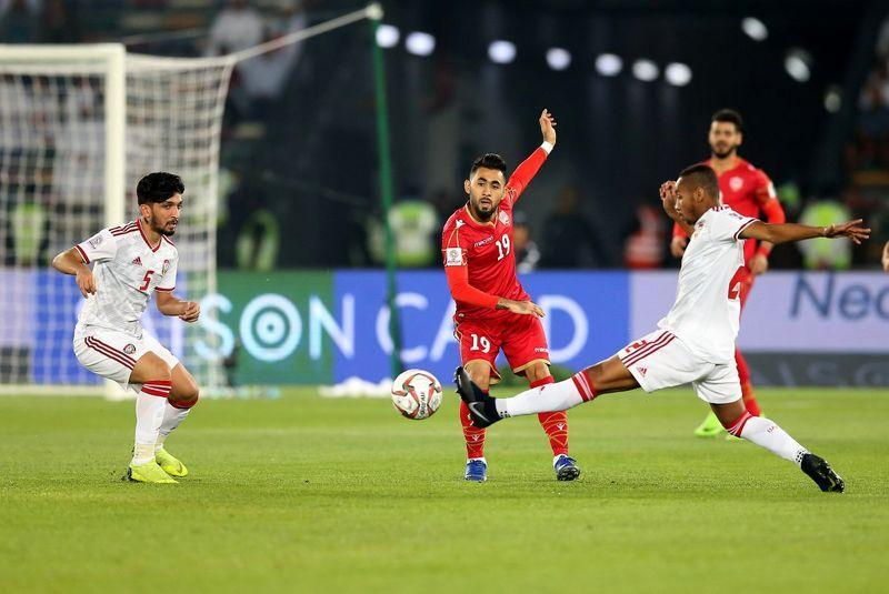 امارات 1 -1 تایلند، گزارش لحظه به لحظه