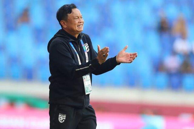 سرمربی تایلند: ایران قهرمان جام ملت ها می گردد