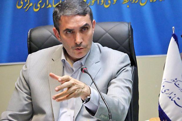 معاون سیاسی امنیتی استانداری مرکزی طی چند روز آینده منصوب می گردد