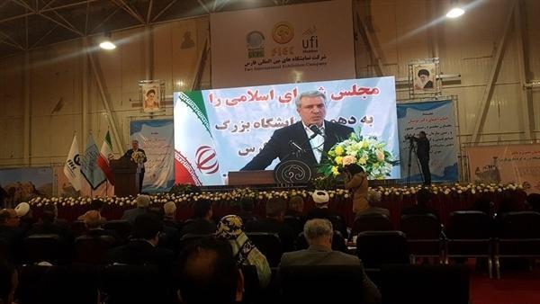 مونسان در افتتاحیه نمایشگاه گردشگری پارس: توجه به صنعت گردشگری مهمترین راه حل برای دسترسی به توسعه پایدار است