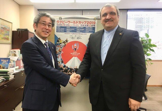 توسعه همکاری های فرهنگی و گردشگری در دستور کار سفارت کشورمان در ژاپن