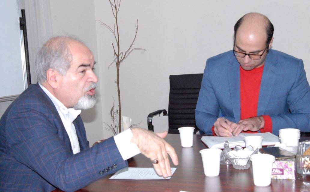 در جلسه ای به ریاست معاون عارف نقد و آنالیز شد؛ نقش رسانه در توسعه اقتصادی و مدیریتی کشور