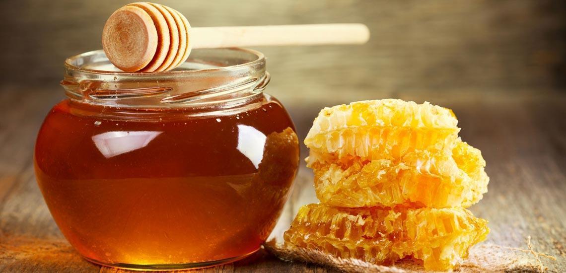 طریقه استفاده عسل در ماسک های زیبایی