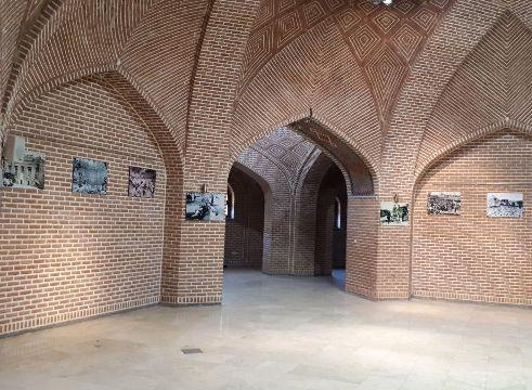 نمایشگاه عکس آثار تاریخی اردبیل گشایش یافت