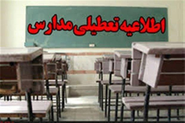تعطیلی مدارس شهرستان گیلانغرب، امتحان نهایی برگزار می گردد