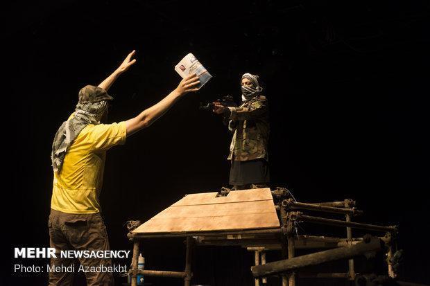 بهار تئاتر در زمستان اردبیل، میزبانی از هنرمندان 6 استان کشور