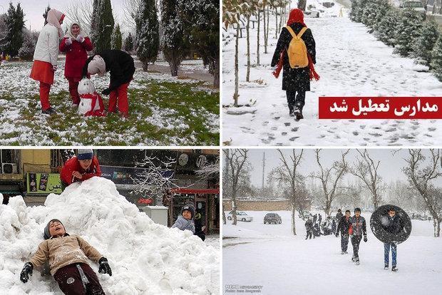 بعضی از مدارس شهرهای آذربایجان شرقی در شیفت بعداز ظهر تعطیل شد
